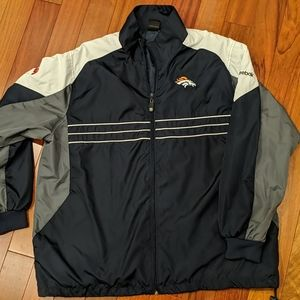 Reebok NFL Denver Broncos Zip Jacket Men's SI